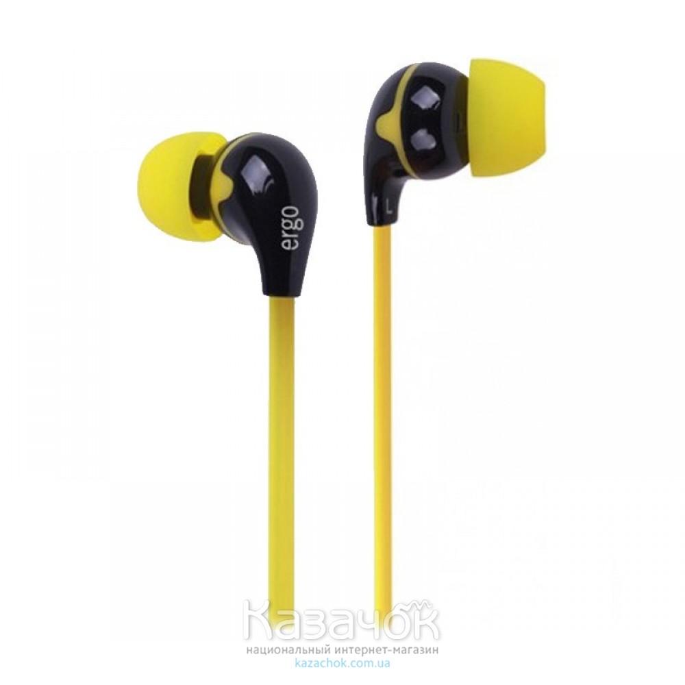 Наушники ERGO VT-101 Yellow