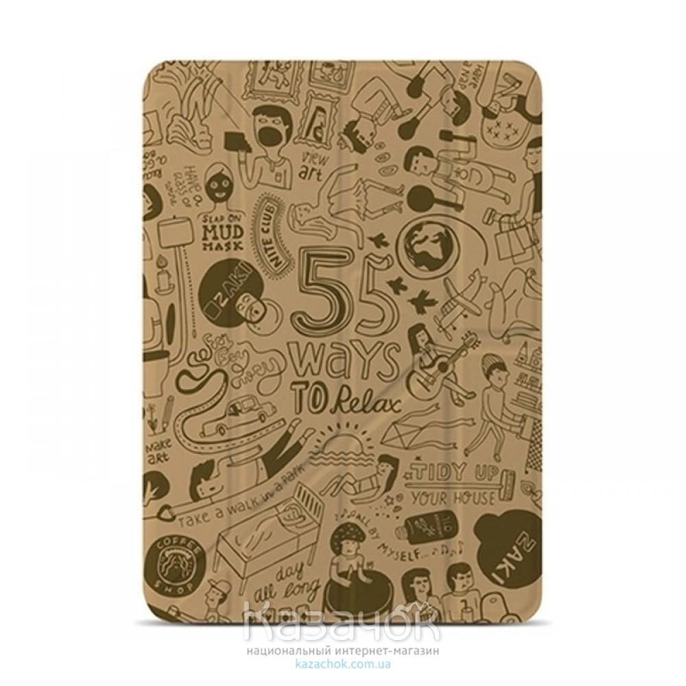OZAKI O!coat Relax 360° iPad Air Khaki (OC113KH)