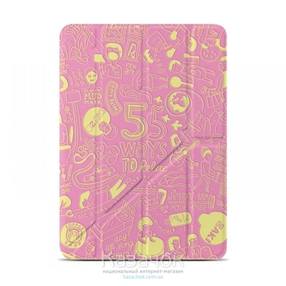 OZAKI O!coat Relax 360° iPad Air Pink (OC113PK)