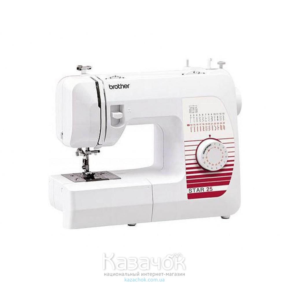 Швейная машина BROTHER STAR 25