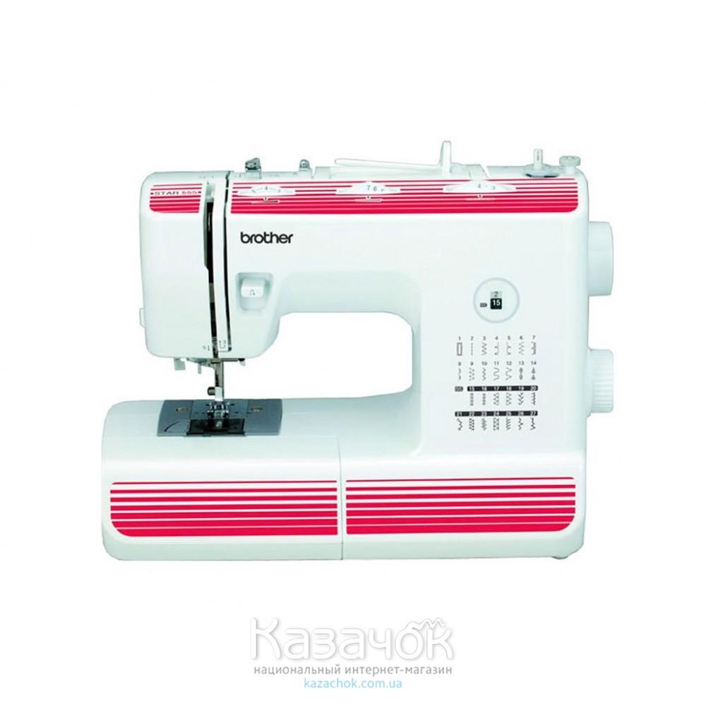 Швейная машина BROTHER STAR 555