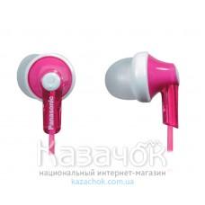 Наушники Panasonic RP-HJE118GU-P Pink