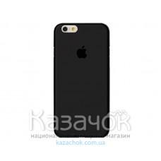 Чехол Ozaki O!coat 0.3 Jelly iPhone 6 Black (OC555BK)