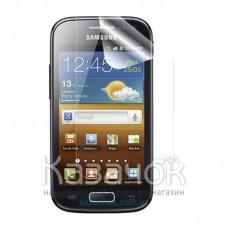 Защитная пленка для Samsung i8160 Clear