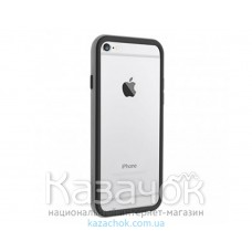 Бампер OZAKI O!coat Shock band iPhone 6 Black