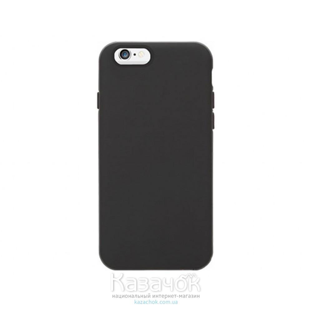 Чехол OZAKI O!coat Shockase iPhone 6 Black