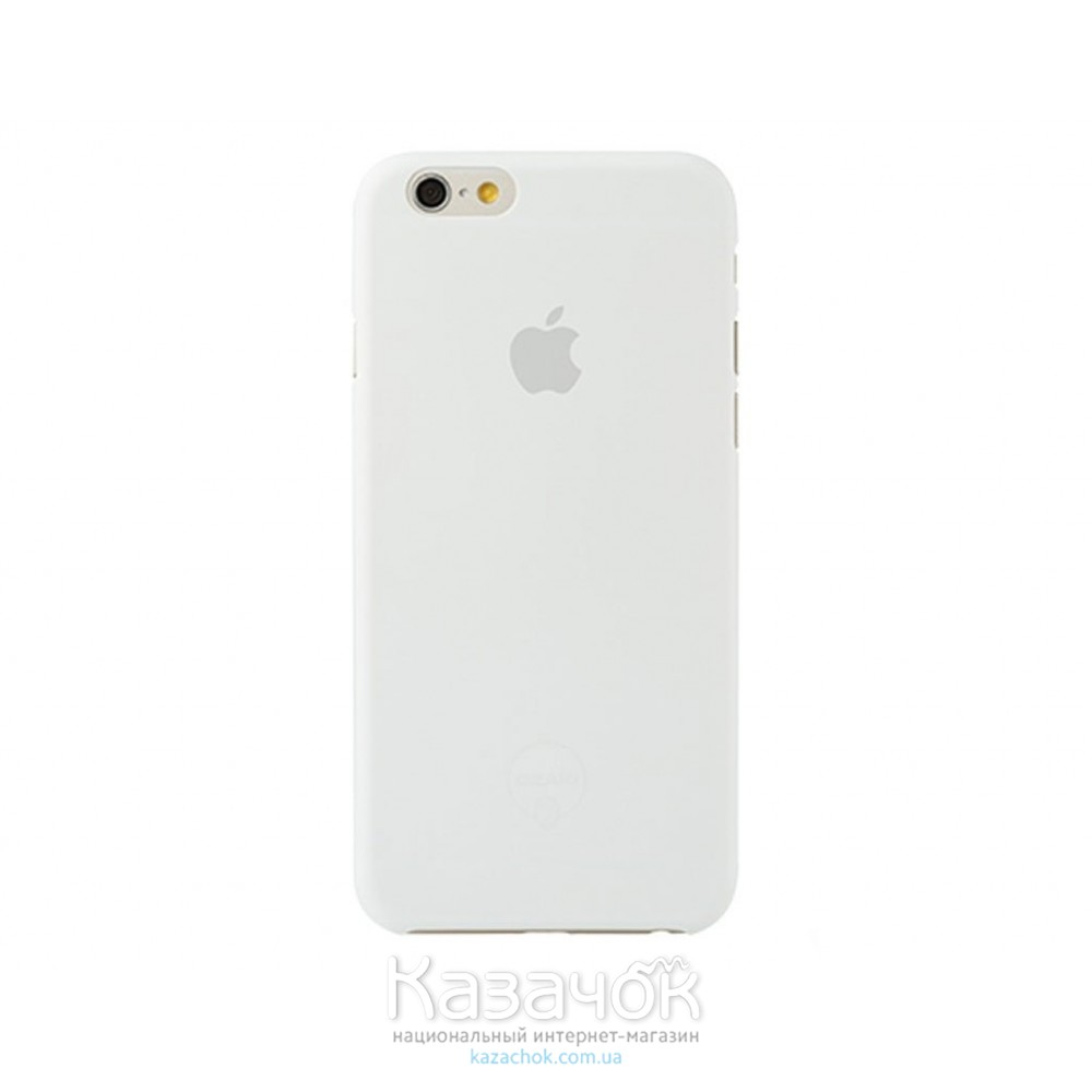 Чехол OZAKI O!coat 0.4 Jelly iPhone 6 Plus Transparent