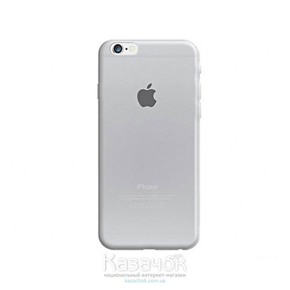 Чехол OZAKI O!coat Hard Ctystal iPhone 6 Plus Transparent