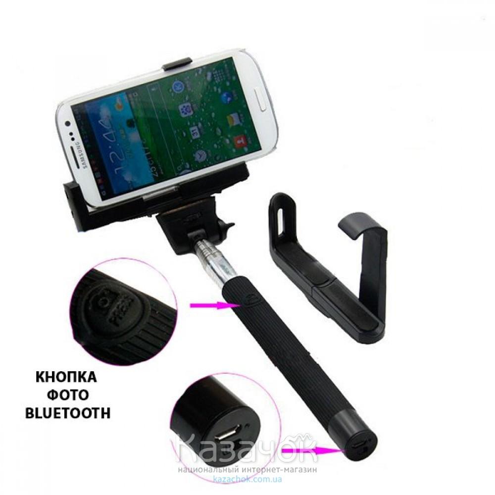 Монопод Kjstar | Monopod Z07-5 Wireless v2.0 Green