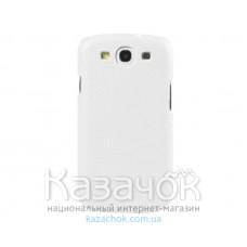 Чехол Melkco Snap leather cover для Samsung i8552 Galaxy Win Duos White (SSGW85LOLT1WELC)