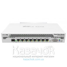 Маршрутизатор MikroTik Cloud Core Router (CCR1009-7G-1C-1S+)
