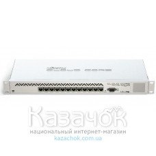 Маршрутизатор MikroTik Cloud Core Router (CCR1016-12G)