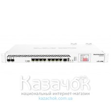 Маршрутизатор MikroTik Cloud Core Router (CCR1036-8G-2S+)