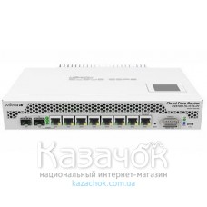 Маршрутизатор MikroTik Cloud Core Router (CCR1009-7G-1C-1S+PC)