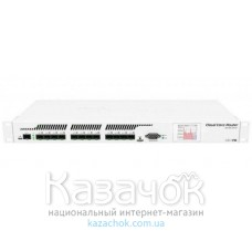 Маршрутизатор MikroTik Cloud Core Router (CCR1016-12S-1S+)