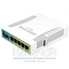 Маршрутизатор MikroTik hEX PoE 5xGE/PoE (RB960PGS)