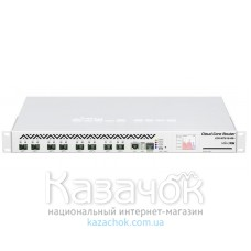Маршрутизатор MikroTik Cloud Core Router (CCR1072-1G-8S+)