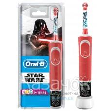 Зубная электрощетка Braun Oral-B D100.413.2K Star Wars