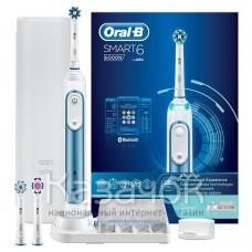 Зубная электрощетка Braun Oral-B Smart 6 6000n D 700.535.5XP CR