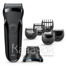 Электробритва Braun 300BT типа 5408 black/black