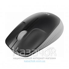 Мышь Logitech Wireless Mouse M190 Full-size Mid Grey