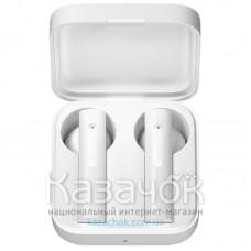 Беспроводные наушники Xiaomi Mi True Wireless Earphones 2 SE (BHR4089GL) White EU