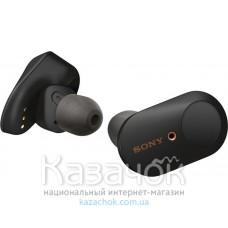 Беспроводные наушники Sony WF-1000XM3 Black