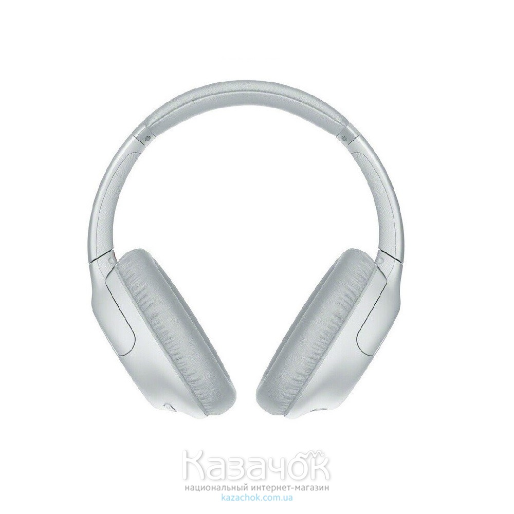 Наушники Bluetooth Sony WH-CH710 White (WHCH710NW.CE7)