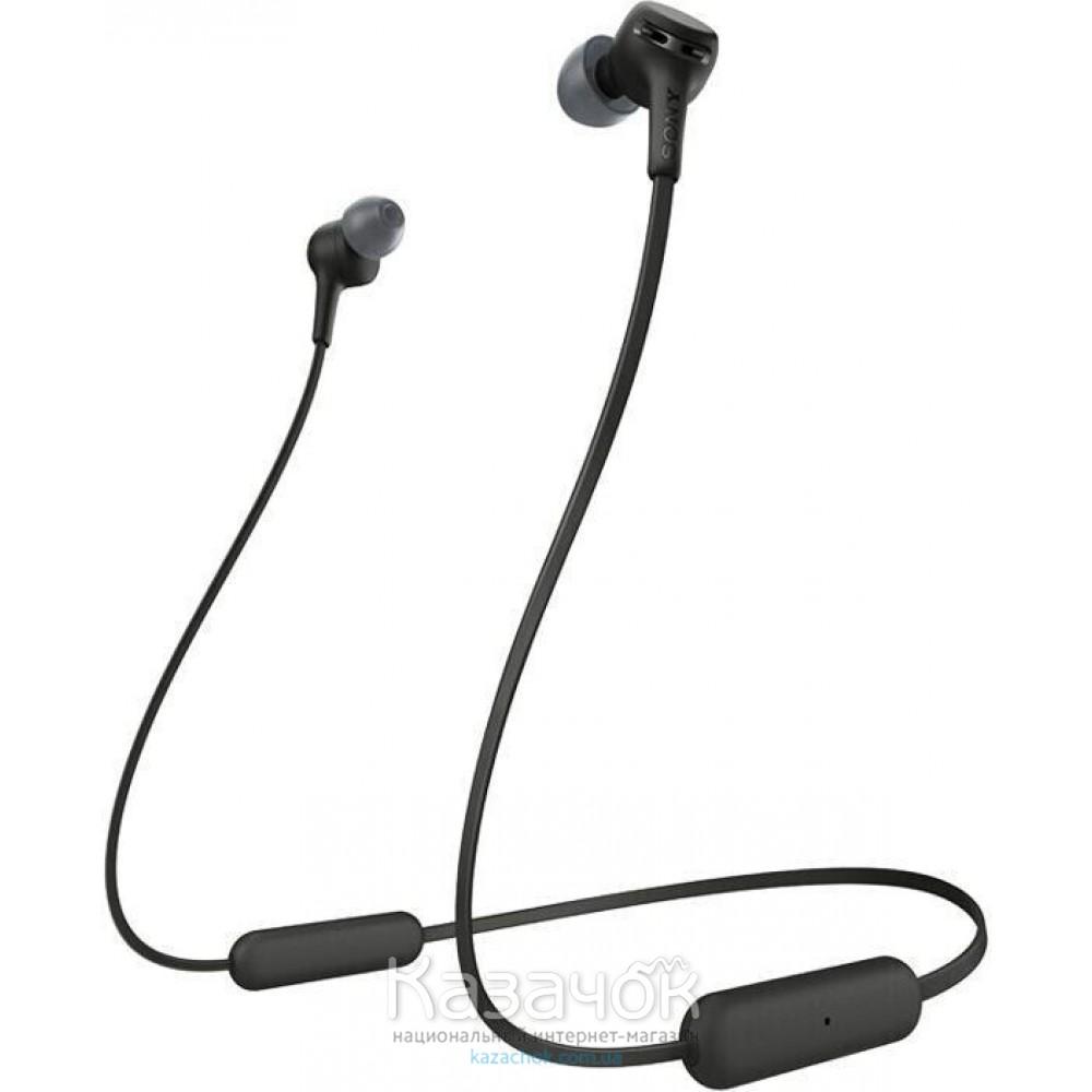 Наушники Bluetooth Sony WI-XB400B Black (WIXB400B.CE7)