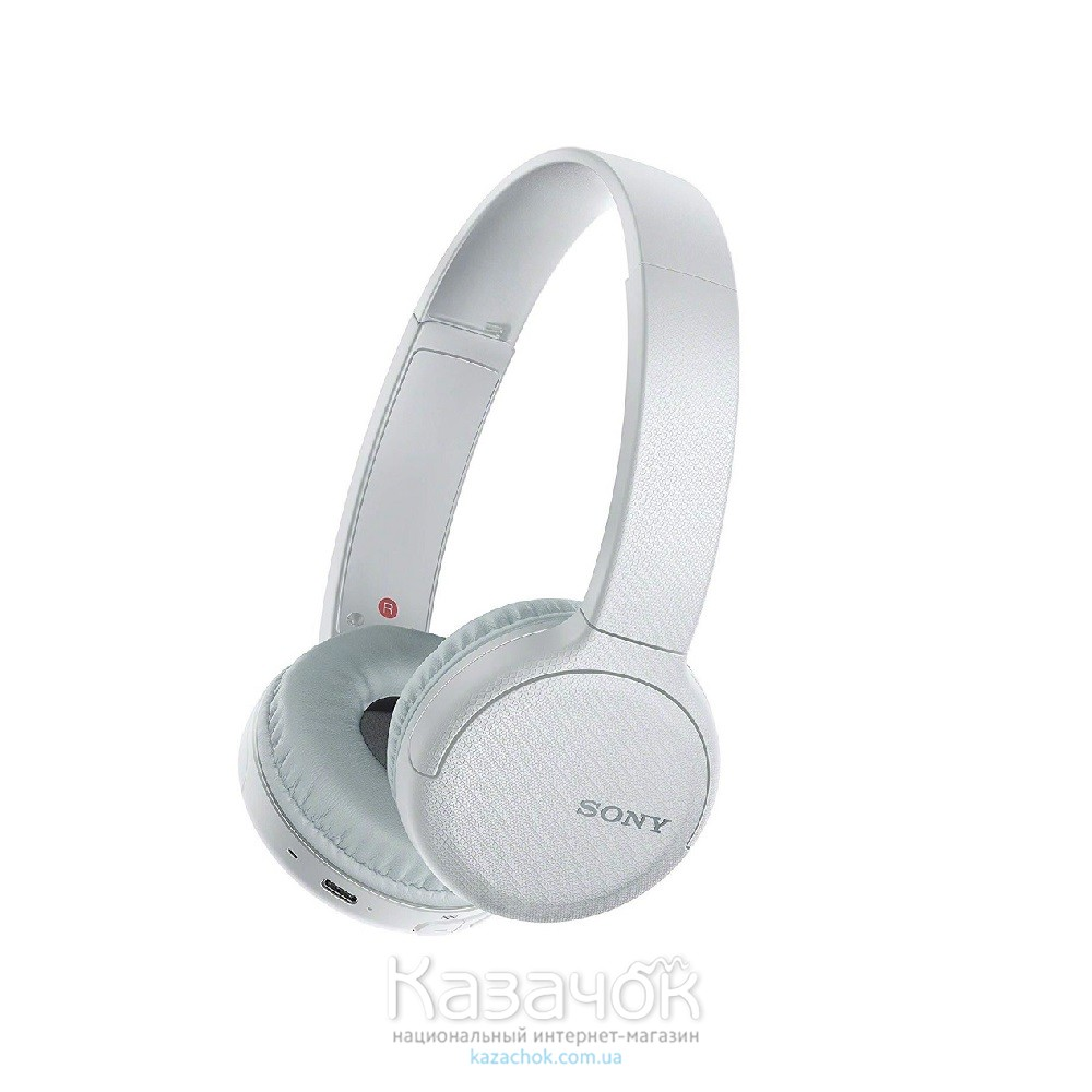 Наушники Bluetooth Sony WH-CH510 White (WHCH510W.CE7)