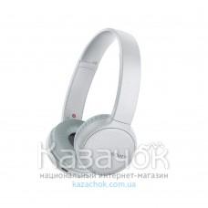 Наушники Bluetooth Sony WH-CH510 White (WHCH510W.CE7)