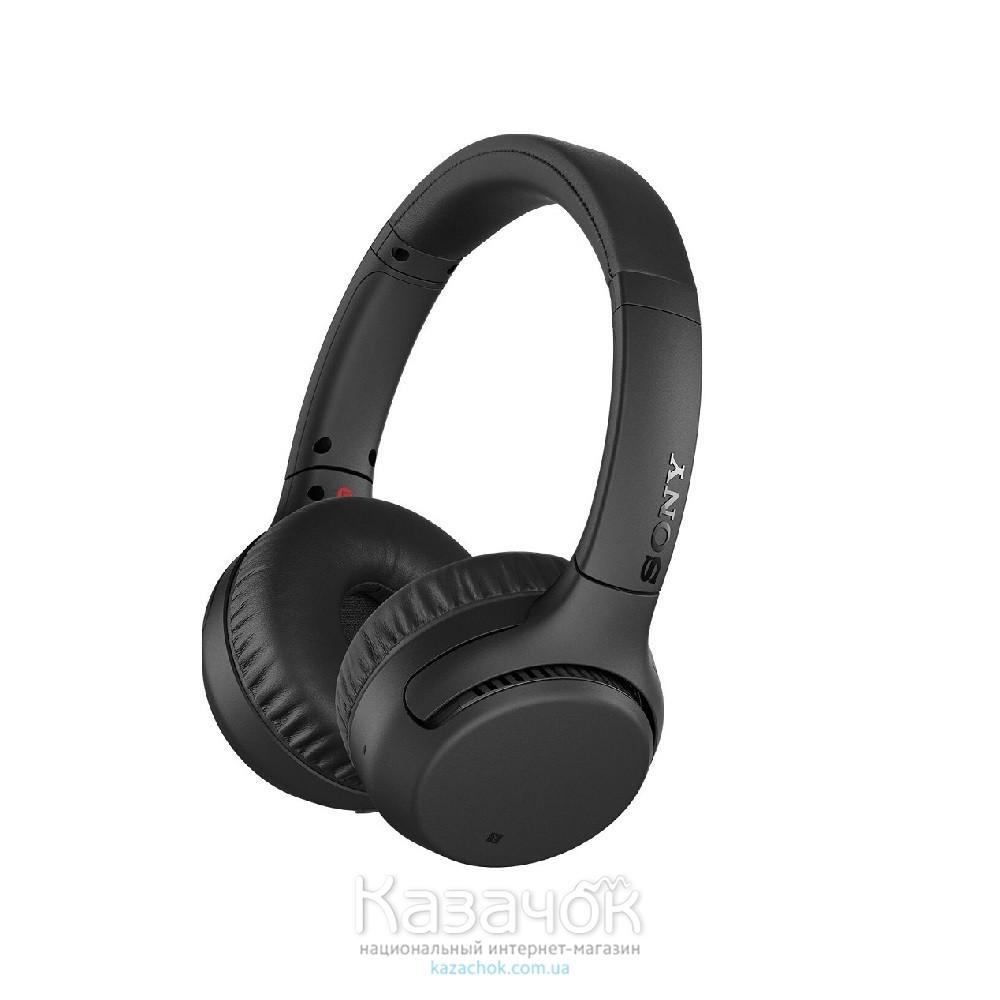 Наушники Bluetooth Sony WH-XB700B Black (WHXB700B.CE7)