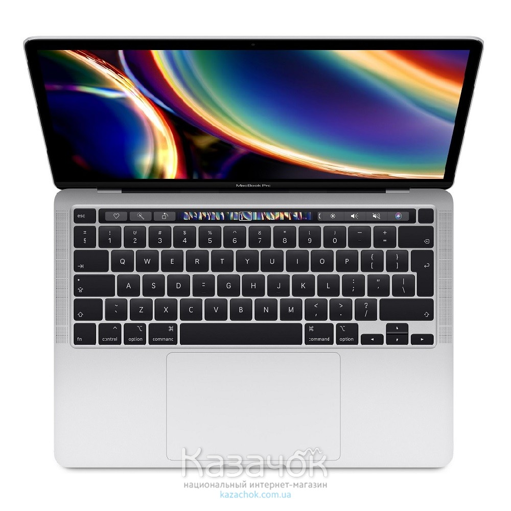 "Ноутбук Apple MacBook Pro Touch Bar 13"" 8/512GB Silver 2020 (MXK72)"