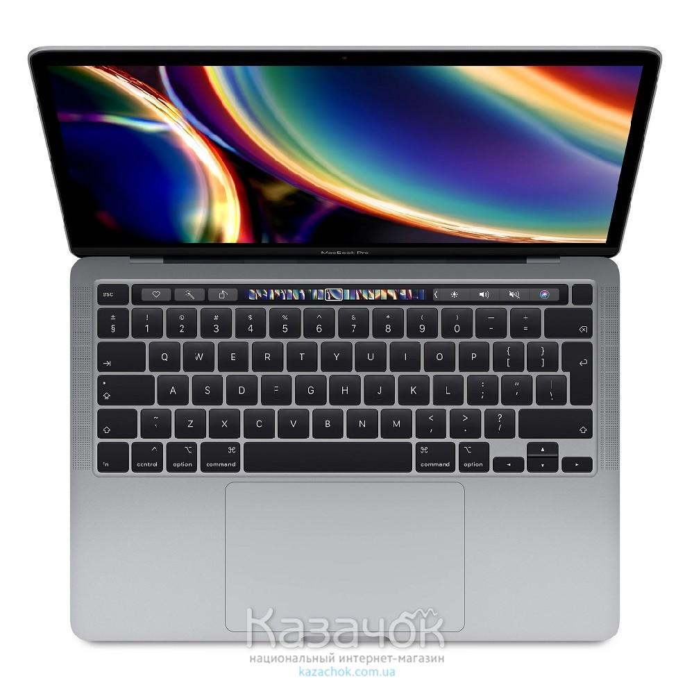 "Ноутбук Apple MacBook Pro Touch Bar 13"" 8/512GB Space Gray 2020 (MXK52)"