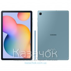 Планшет Samsung Galaxy Tab S6 Lite P610 10.4 4/64GB Wi-Fi (SM-P610NZBASEK) Blue