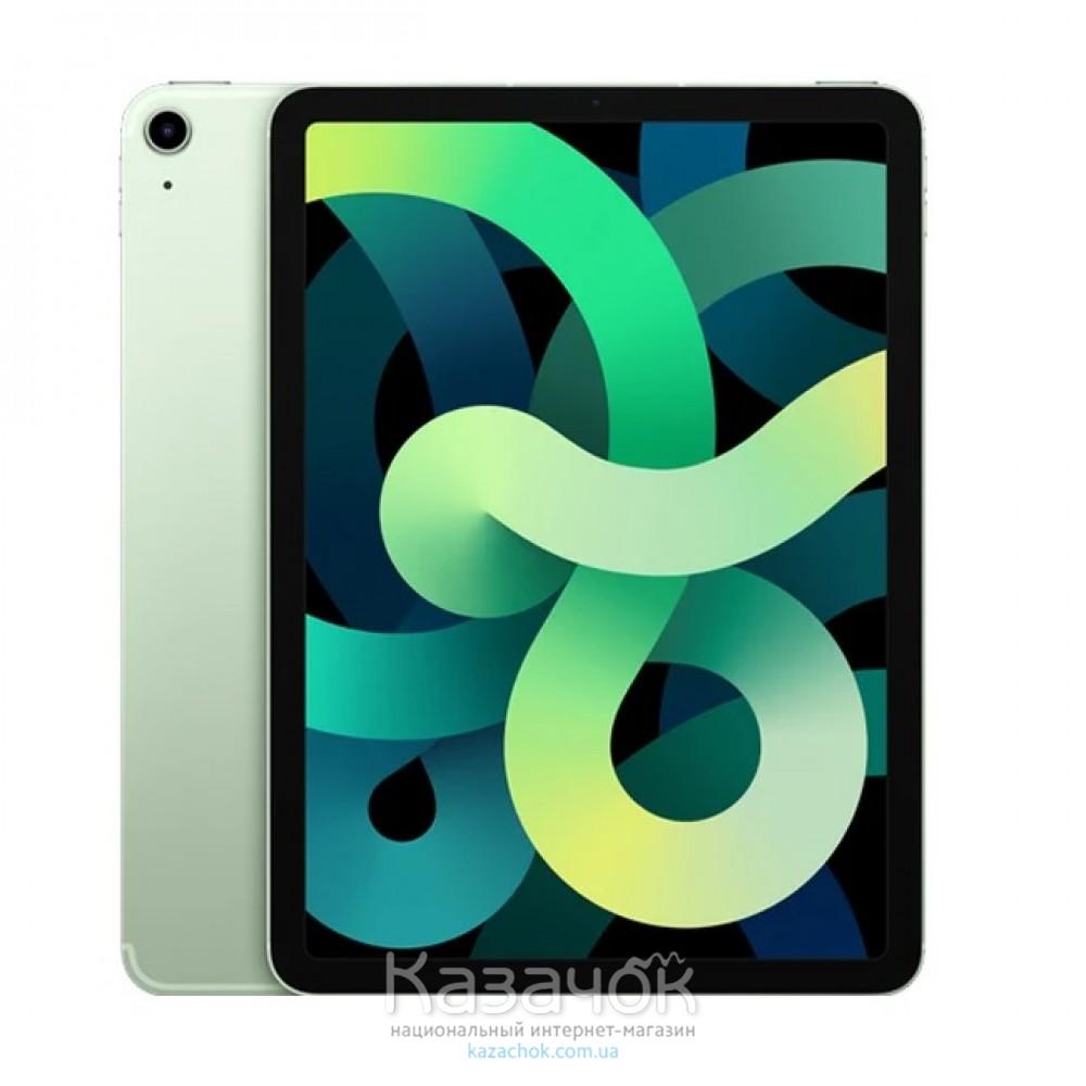 Планшет Apple iPad Air 4 10.9 2020 Wi-Fi + Cellular 64GB Green (MYJ22)