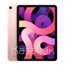 Планшет Apple iPad Air 4 10.9 2020 Wi-Fi + Cellular 64GB Rose Gold (MYJ02)