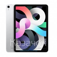 Планшет Apple iPad Air 4 10.9 2020 Wi-Fi + Cellular 64GB Silver (MYHY2)
