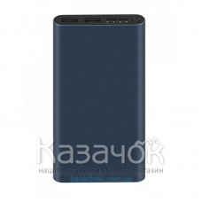 Power bank Xiaomi Mi 3 NEW 10000 mAh Fast Charge Black