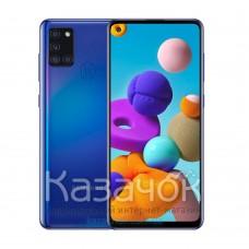 Samsung Galaxy A21s 2020 A217F 3/32GB Blue (SM-A217FZBNSEK)