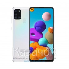 Samsung Galaxy A21s 2020 A217F 3/32GB White (SM-A217FZWNSEK)