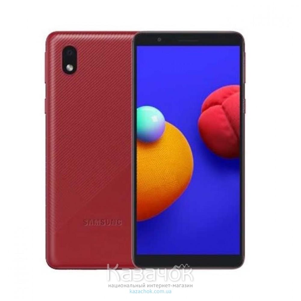 Смартфон Samsung Galaxy A01 Core 2020 A013F 1/16GB Red (SM-A013FZRDSEK)