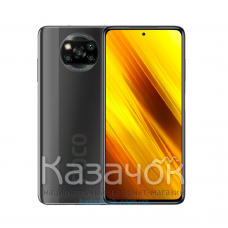 Xiaomi Poco X3 6/128GB Shadow Gray EU