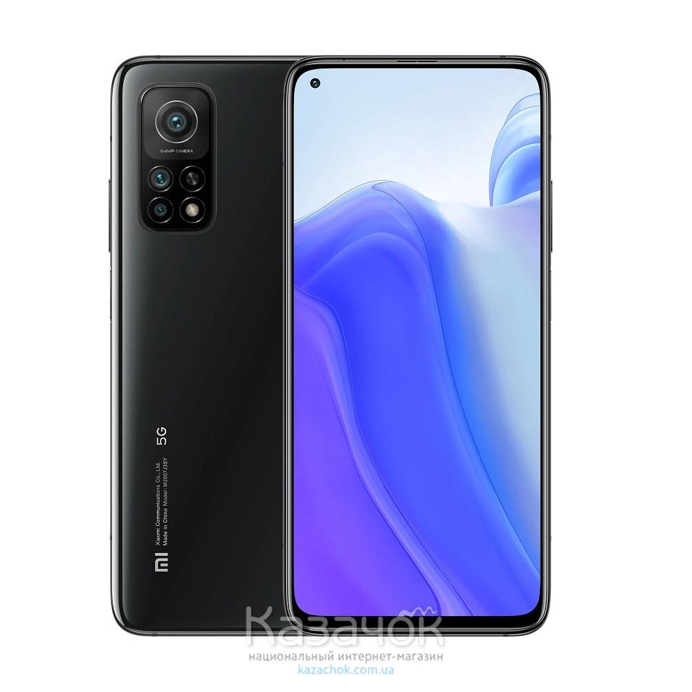 Смартфон Xiaomi Mi 10T 8/128GB Cosmic Black EU