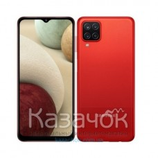 Samsung Galaxy A12 4/64GB Red (SM-A125FZRUSEK)