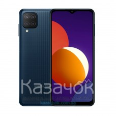 Samsung Galaxy M12 2021 M127F 4/64GB Black (SM-M127FZKVSEK)