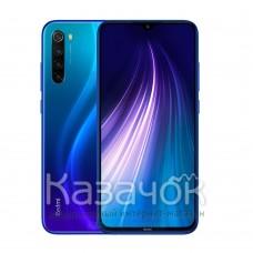 Xiaomi Redmi Note 8 2021 4/64GB Blue (M1908C3JGG) EU