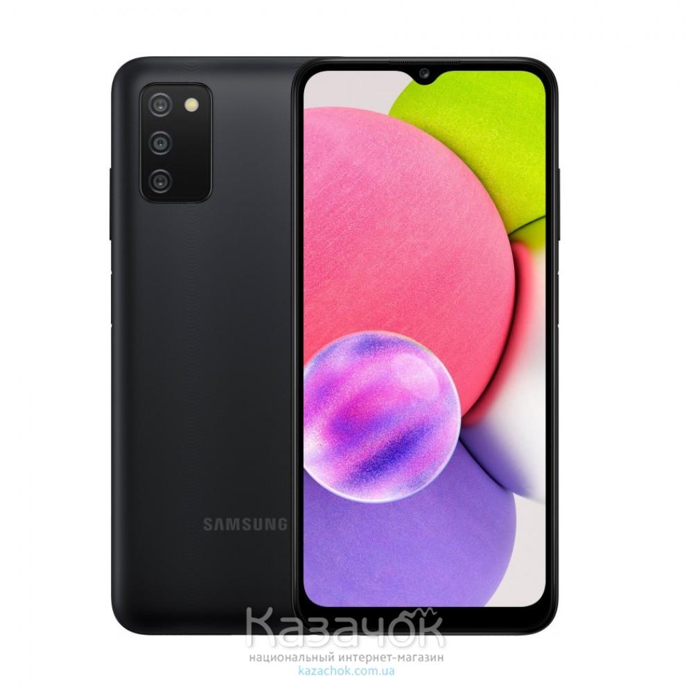 Смартфон Samsung Galaxy A03s 2021 A037F 4/64GB Black (SM-A037FZKGSEK)