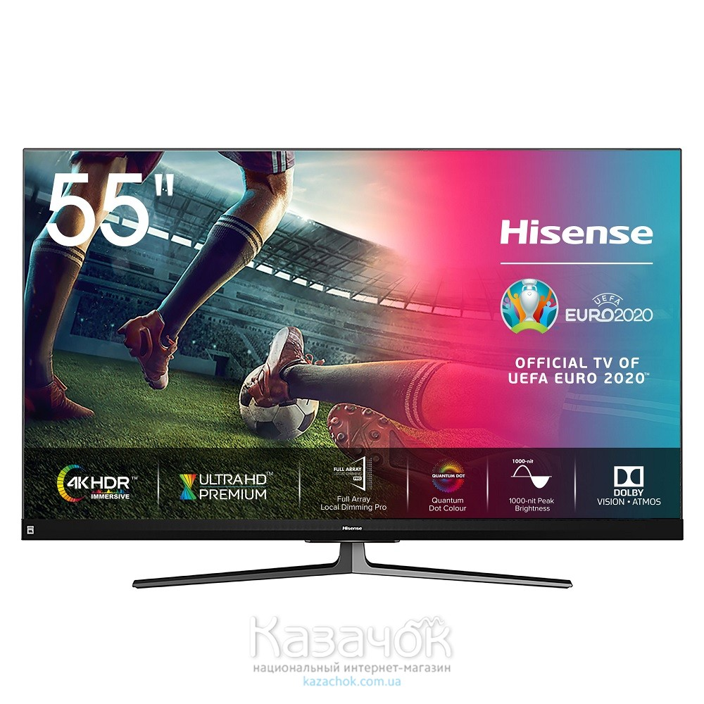 Телевизор Hisense 55U8QF