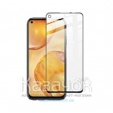 Защитное стекло Lion Full Glue для Huawei P40 Lite 2020 5D Black